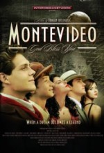 Montevideo, bog Te Video (2010) afişi