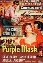 Mor Maske (1955) afişi