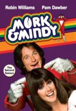 Mork & Mindy (1978) afişi