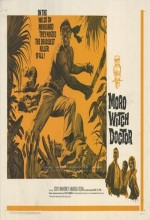 Moro Witch Doctor (1964) afişi