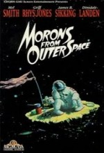 Morons From Outer Space (1985) afişi