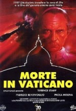 Morte in Vaticano (1982) afişi