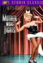 Mother Wore Tights (1947) afişi