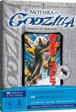 Mothra Vs. Godzilla (1964) afişi