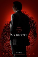 Mr. Brooks (2007) afişi