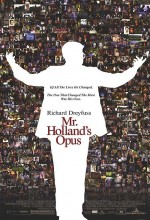 Mr. Holland's Opus (1995) afişi