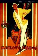 Bay Hulot'nun Tatili (1953) afişi