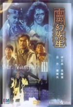 Mr.vampire 3 (1987) afişi