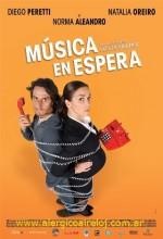 Música En Espera (2009) afişi