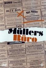 Müllers Büro (1986) afişi