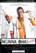 Munna Bhai M.B.B.S. (2003) afişi