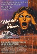 Murder By Phone (1982) afişi