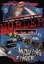 Murder à La Mod (1968) afişi