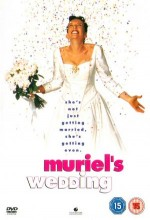 Muriel's Wedding (1994) afişi