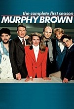 Murphy Brown (1988) afişi