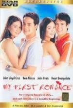 My First Romance (2003) afişi