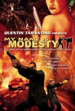 My Name Is Modesty: A Modesty Blaise Adventure (2004) afişi