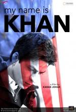 Benim Adım Khan (2010) afişi