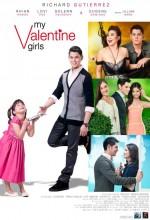 My Valentine Girls (2011) afişi