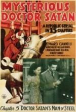 Mysterious Doctor Satan (1940) afişi