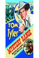 Mystery Range (1937) afişi