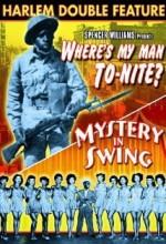 Mystery in Swing (1940) afişi