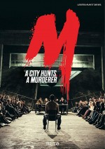 M - A City Hunts a Murderer (2019) afişi