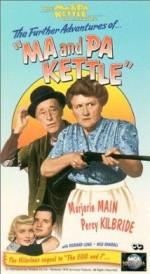 Ma and Pa Kettle (1949) afişi