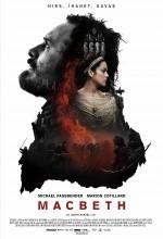 Macbeth (2015) afişi
