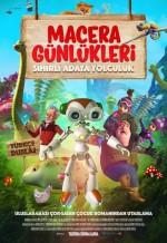 Macera Günlükleri: Sihirli Adaya Yolculuk (2017) afişi