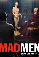 Mad Men Sezon 5 (2012) afişi