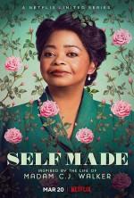 Madam C.J. Walker (2020) afişi