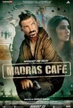 Madras Kafe (2013) afişi