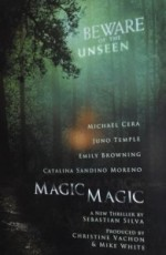 Magic Magic (2013) afişi