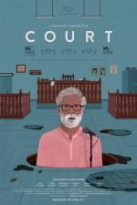 Mahkeme (2014) afişi