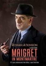 Maigret Montmartre'de