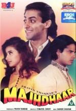 Majhdhaar (1996) afişi