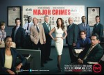 Major Crimes Season 5 (2016) afişi