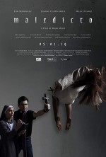 Maledicto (2019) afişi