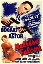 Malta Şahini (1941) afişi