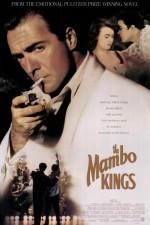 Mambo Kralları (1992) afişi
