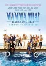 Mamma Mia! Yeniden Başlıyoruz (2018) afişi