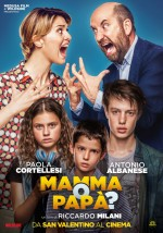 Mamma o papà? (2017) afişi