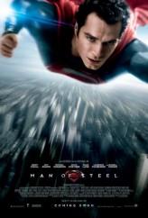 Man Of Steel (2013) afişi