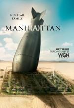 Manhattan (2014) afişi