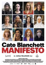 Manifesto (2015) afişi