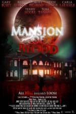Mansion of Blood (2014) afişi