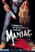 Manyak (1980) afişi