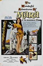 Mara of the Wilderness (1965) afişi