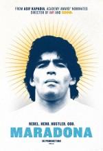 Maradona (2019) afişi